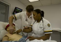 University of Southern Mississippi Nursing Program Students